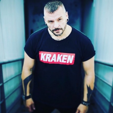 Camiseta Kraken Logo